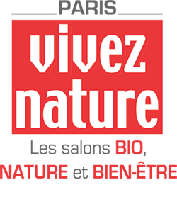 Logo salons VIVEZ NATURE Paris