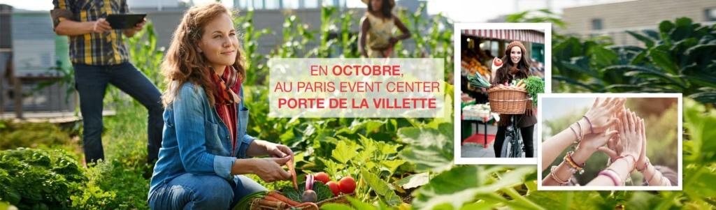 La pr sentation du salon vivez nature paris for Salon vivez nature